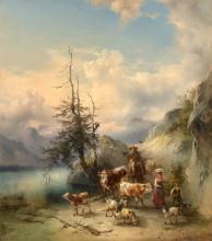 Friedrich Gauermann