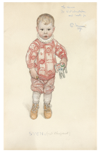 Carl Larsson – SOLD