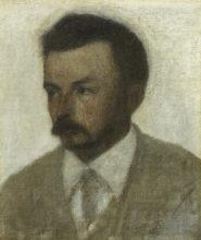 Vilhelm Hammershøi – SOLD