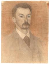 Vilhelm Hammershøi – VERKAUFT