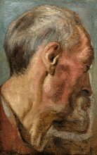 Jacob Jordaens – not for sale